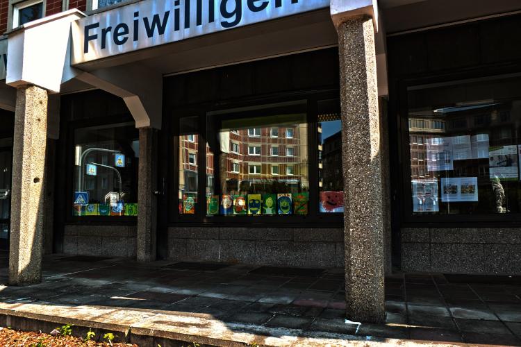 Bild der Geschäftsstelle der Freiwilligen-Agentur Leipzig e.V.